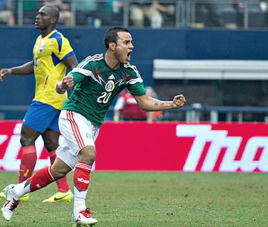 Huawei te regala un P30 por apoyar a la selección mexicana