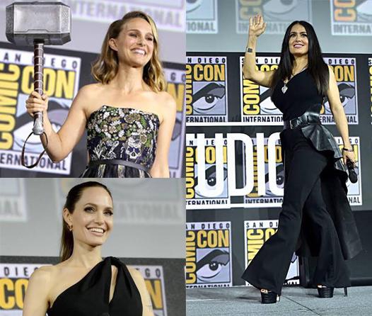 Las marcas de lujo favoritas de las nuevas heroínas del Universo Marvel