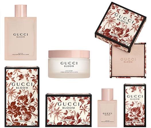 Prueba el nuevo aroma que Gucci tiene para ti: Gocce di Fiori