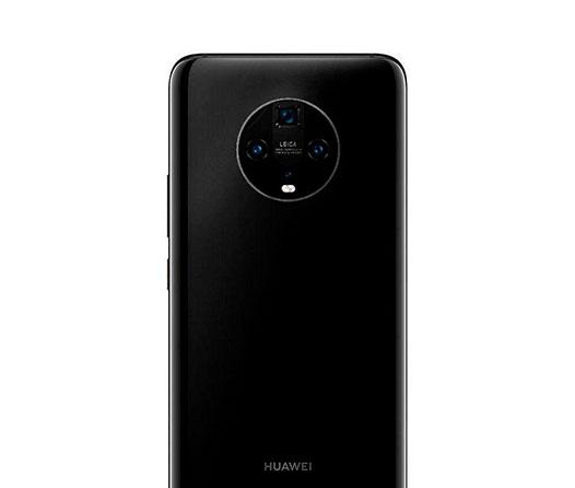 Así se vería el próximo diseño de la triple cámara de Huawei