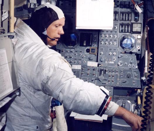 Tu smartphone pudo ayudar a la misión del Apolo 11