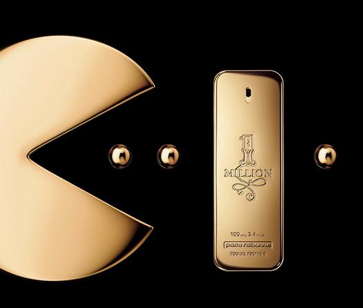 Pac-Man llega a la industria de la perfumería de la mano de Paco Rabanne