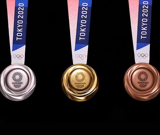 Los Juegos Olímpicos de Tokio 2020 tendrán medallas hechas ¿de iPhones?