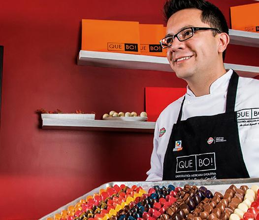 chocolatería mexicana