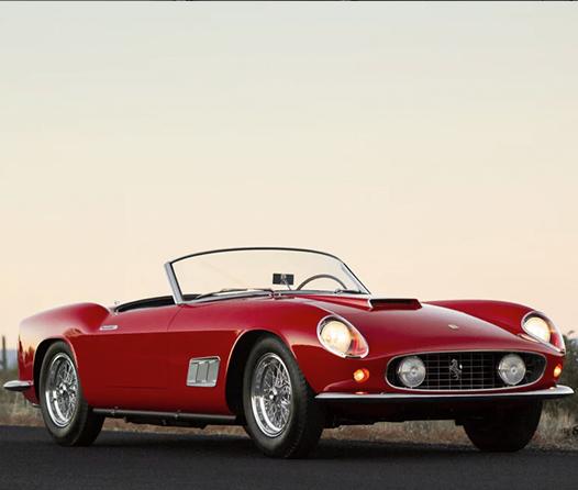 Estos son los autos que se vendieron más caros en la Monterey Car Week
