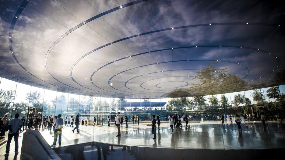 Apple Campus Cupertino, California