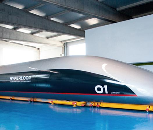 ¿Cuánto falta para que el Hyperloop sea una realidad?