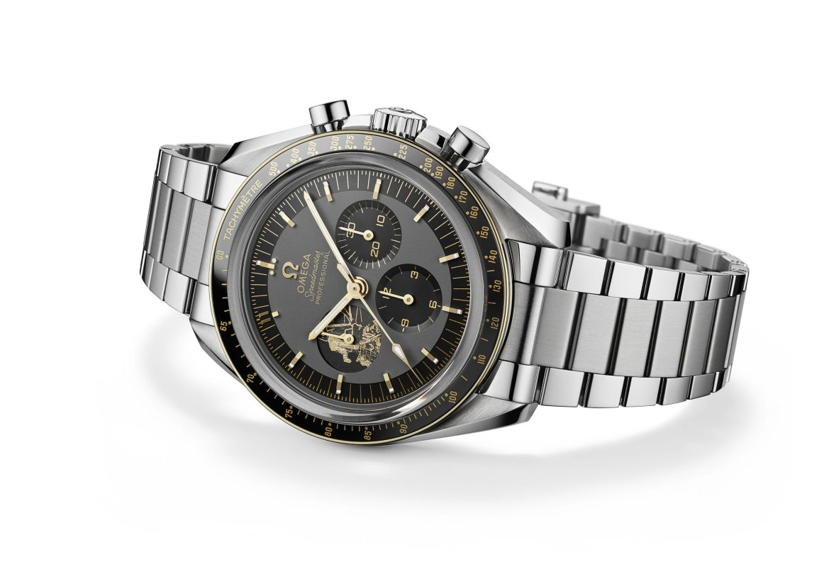 Speedmaster Apollo 11 50th Anniversary LE Steel