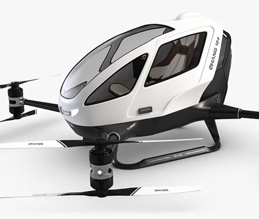 Muy pronto podrás visitar Tulum…¡a bordo de un dron!
