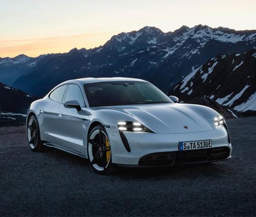 Porsche Taycan ha llegado para marcar una nueva era eléctrica