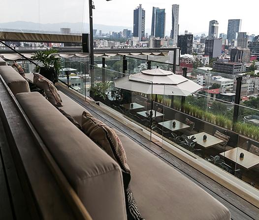 Supra, la terraza en CDMX perfecta para celebrar a México este mes