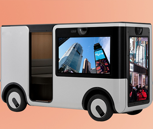 Sony y Yamaha crean un nuevo vehículo eléctrico con pantallas 4K