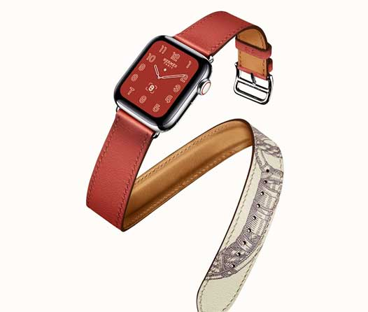 Vas a amar las nuevas correas de Hermès para Apple Watch