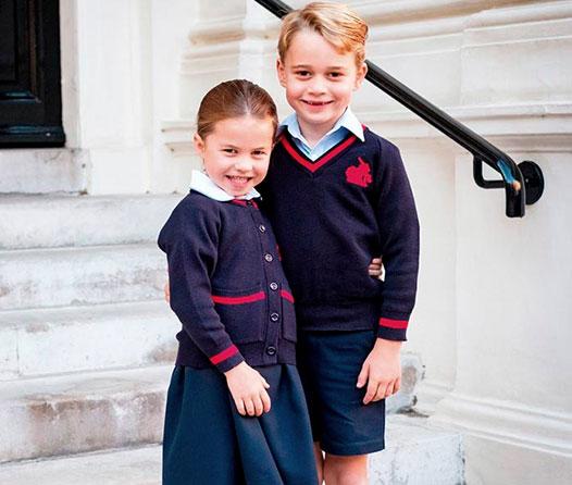 Este es el exclusivo colegio al que asisten los hijos de la realeza