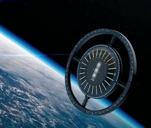 Este es el primer hotel espacial del mundo que abrirá sus puertas en 2025