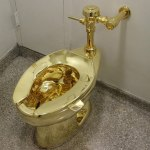 ¿Quién robó este excusado de oro valuado en millones de euros?