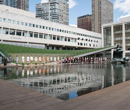 Longchamp presenta nueva colección en el New York Fashion Week