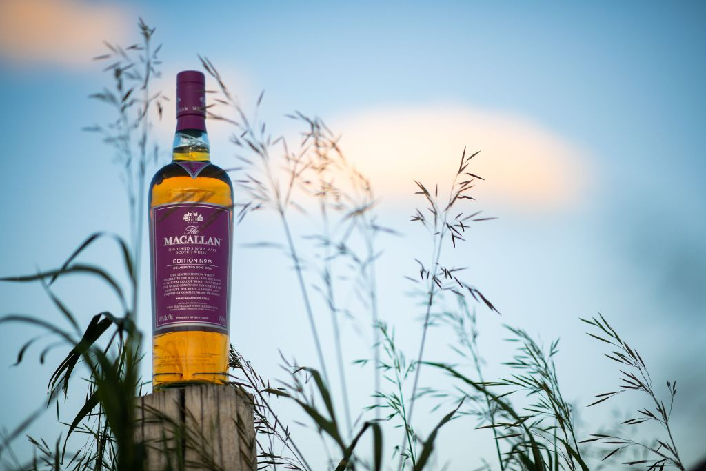 The Macallan extiende su exitosa serie 'Editions' con una explosión de color