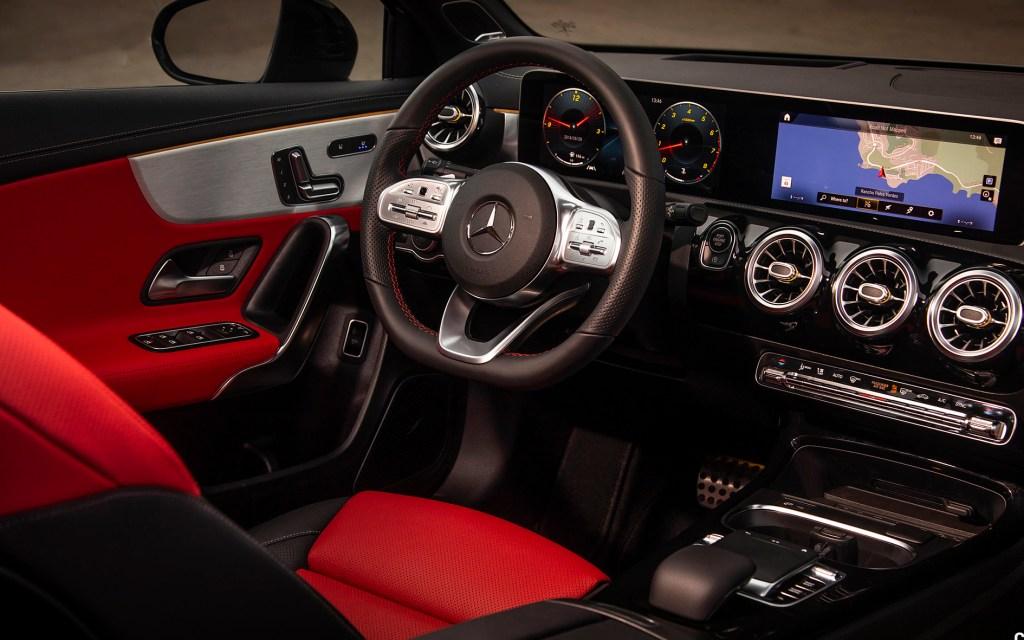Mercedes-Benz A220 Sedan