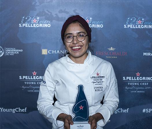 Chef mexicana conquista Latinoamérica y ahora busca ser la mejor del mundo