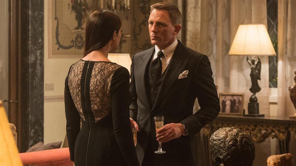 Festeja a James Bond con estas etiquetas de Bollinger