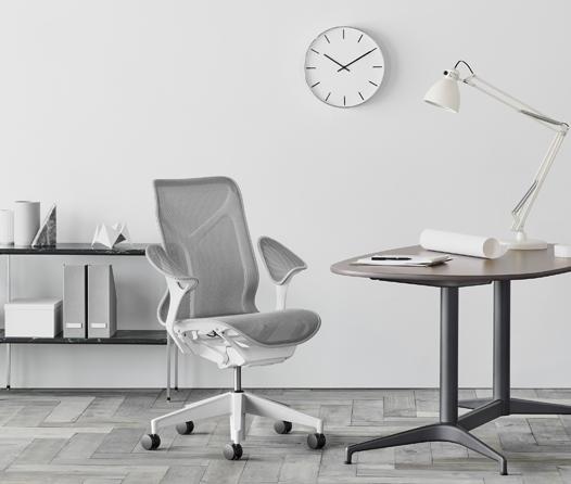 Conoce Cosm, la silla que cambiará tu forma de trabajar por siempre