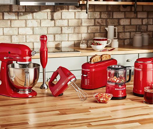 Ahora podrás cocinar como un chef profesional con la nueva línea de KitchenAid