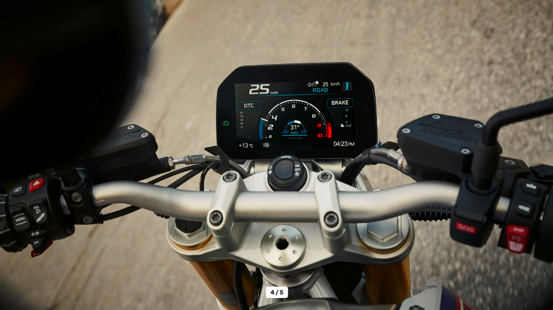 Motocicleta BMW R 1250 R