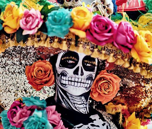 Descubre los mejores destinos para celebrar Día de Muertos