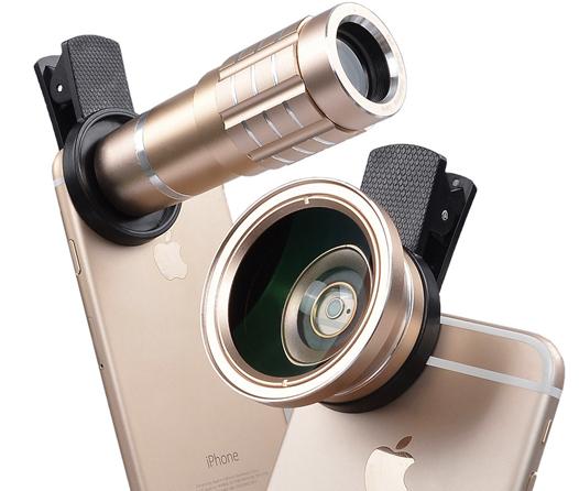 ¿Fan de la fotografía? Convierte a tu smartphone en una cámara profesional