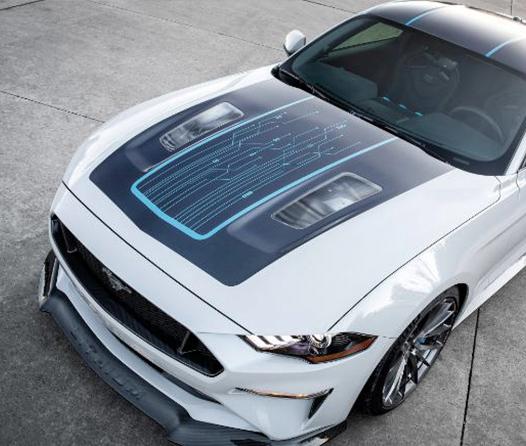 El nuevo Mustang eléctrico de Ford llega por fin con una aceleración asombrosa