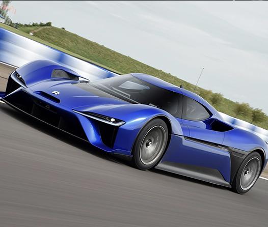 autos eléctricos más rápidos