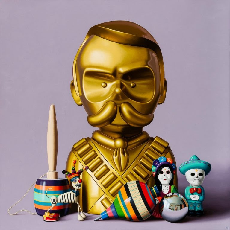 Zapata Disruptor, la exposición que revive al héroe revolucionario