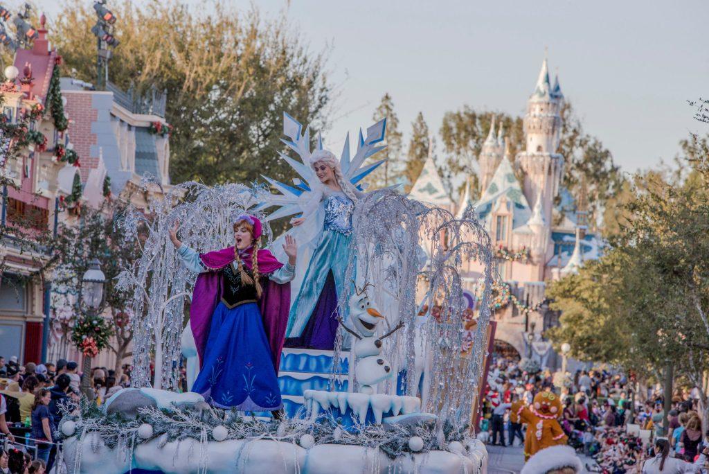 5 cosas que puedes hacer en Disneyland para revivir la magia de Frozen 2