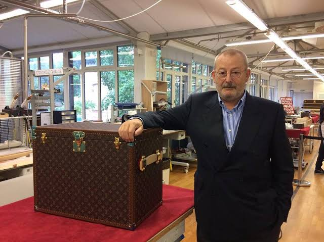 Fallece Patrick-Louis Vuitton tataranieto del fundador de la firma de lujo