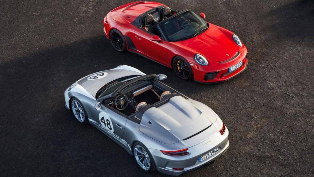 Sólo habrá 9 unidades del nuevo Porsche 911 Speedster en México y este es su precio