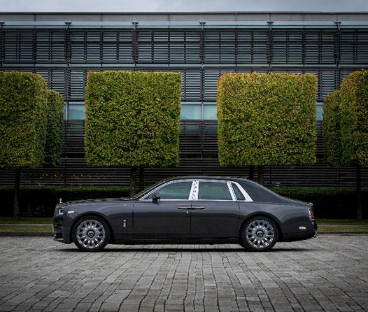 Rolls Royce presenta un Phantom que honra al mundo de la relojería