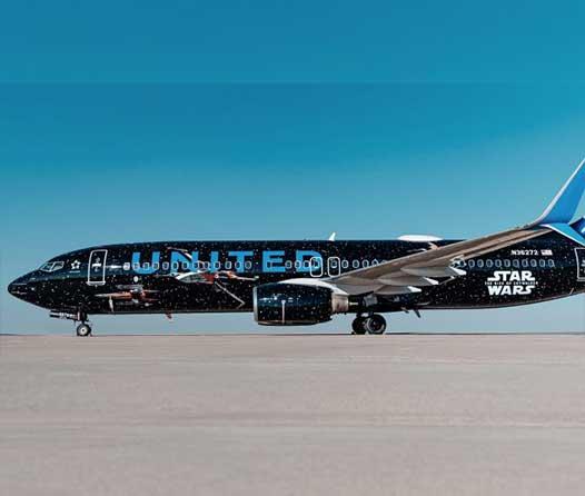 El nuevo avión de 'Star Wars' está listo para conquistar el cielo