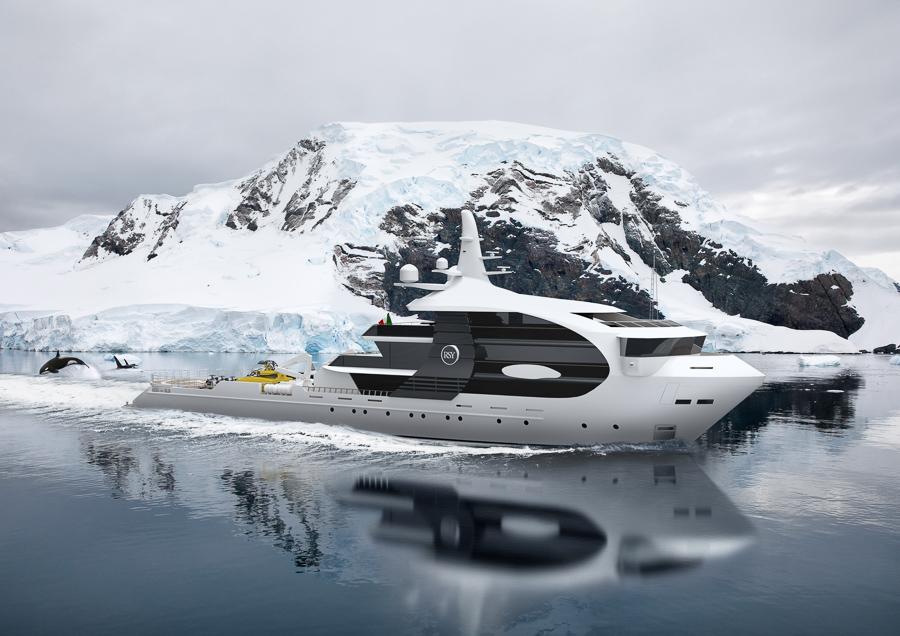 Project Orca, el nuevo superyate inspirado por la vida marina