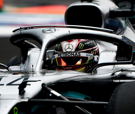 Hamilton y Mercedes ya preparan las innovaciones que llegarán a la F1 en 2020