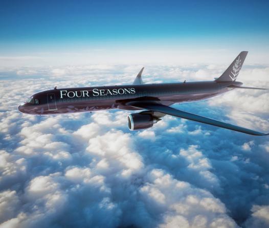 Four Seasons Private Jet llegará a México en 2021