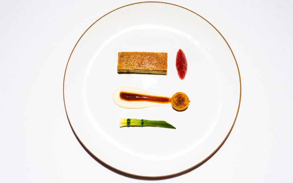 Conoce lo que estos restaurantes con 3 estrellas Michelin servirán en Año Nuevo