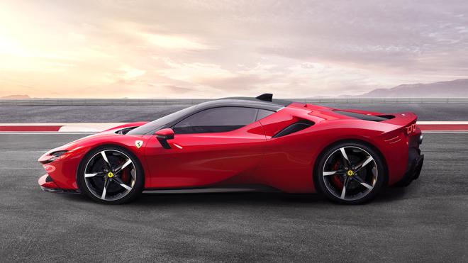 El híbrido de Ferrari es el semental callejero más poderoso de la marca