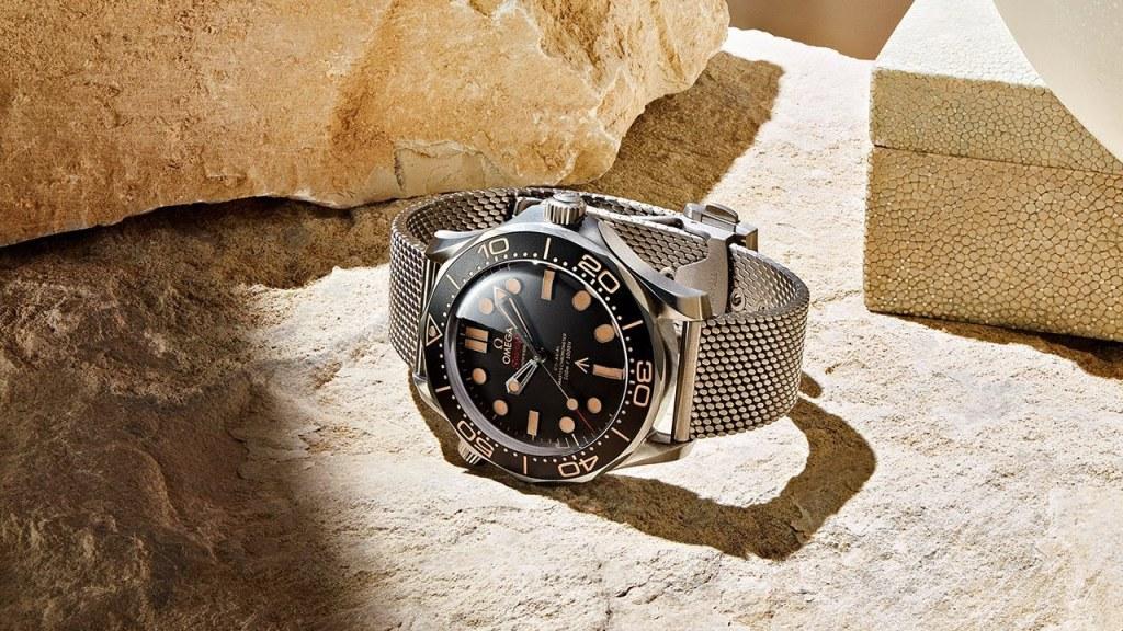 Daniel Craig ayudó a Omega a diseñar este nuevo reloj digno de James Bond