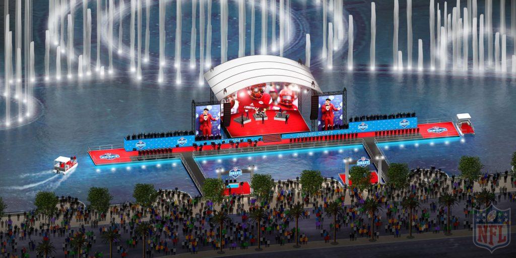 El hotel Bellagio será el escenario principal del Draft de la NFL en Las Vegas