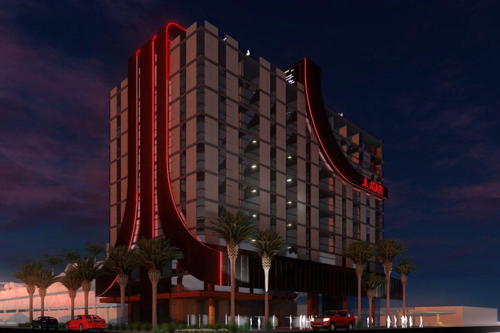 Hoteles para gamers, el nuevo gran proyecto de Atari