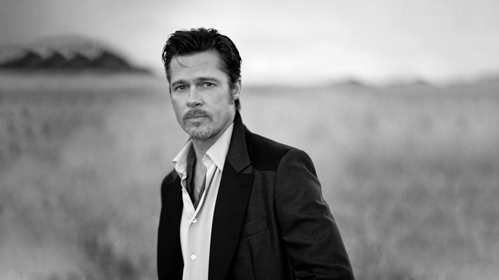 Brad Pitt y el legado que quiere dejar