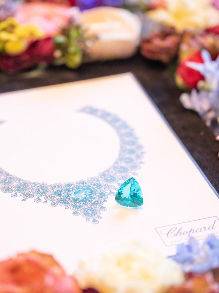 Las mejores piedras preciosas las reúne Chopard