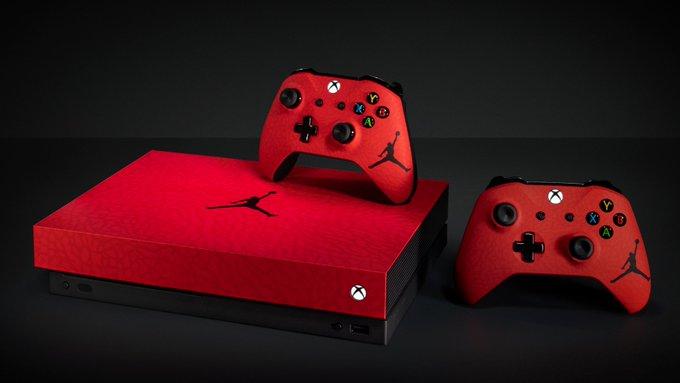 Xbox Michael Jordan