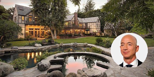 ¿Cuánto costó la nueva mansión de Jeff Bezos, que impuso récord?